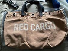 Rare Childish Gambino Red Cargo Bag Guava Island Coachella Rihanna