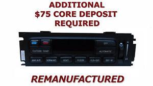 For 1998-2011 Mercury Grand Marquis A//C Heater Control Motorcraft 19879TN 2000