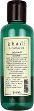 Khadi Herbal Tulsi Hair Oil - 210 ml