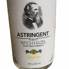 Thayers Lemon Formula Astringent Witch Hazel With Aloe Vera 12 Fl Oz NEW