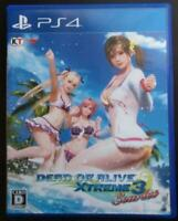DEAD OR ALIVE Xtreme 3 Scarlet Collector's Edition PS4 PlayStation 4 Ver. Limite