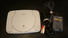 Sony Playstation 1 PSOne Replacement Console System -- System and cords only