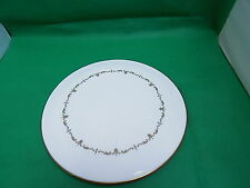 Royal Worcester Gold Chantilly Cake / Gateau Plate