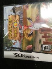 Chicken Shoot Nintendo DS Video Game New Sealed