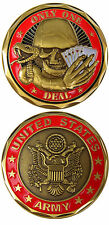 U.S. Army / Only One Deal - Challenge Coin 2448