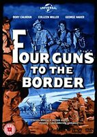 Four Guns To The Border [DVD][Region 2]
