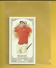 Keegan Bradley 2012 Topps Allen and Ginter Mini A & G Back Card # 211 PGA Golf