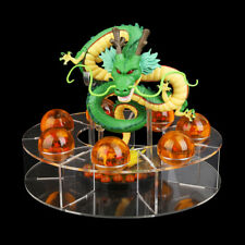DRAGON BALL Z - SHENRON FIGURE + 7 BOLAS DE DRAGON + DISPLAY