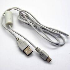 USB Data Cable Cord for Canon iVIS HF G10 HF G20 HF G30 HF M30 HF M31 HF M32 New