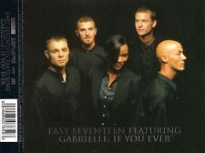 EAST SEVENTEEN featuring GABRIELLE<>IF YOU EVER<>CD single