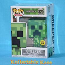 Minecraft - Creeper Glow in the Dark Pop! Vinyl Figure (RS)