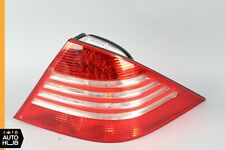 03-06 Mercedes W220 S500 S55 AMG Tail Light Lamp Rear Right Passenger Side OEM