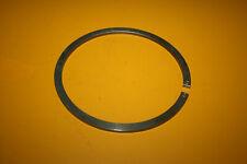 4 pezzi anelli fisse per onda 6mm//asse DIN 705 forma in acciaio a