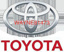 Toyota Camry Corolla Logo Emblem Radiator Grille Front Panel No.75311-02090 OEM