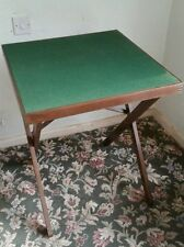 Vintage/Retro Card & Game Tables