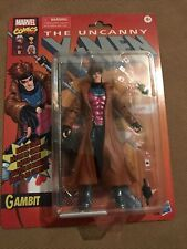 "Marvel Legends X-Men Retro Gambit Vintage Collection 6"" Hasbro TARGET EXCLUSIVE"