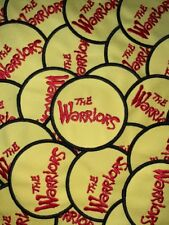 The Warriors Patch - Classic old school new york gang culture cult movie