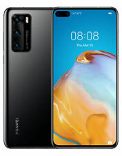 Huawei P40 5G - 128Go - Noir (Désimlocké) (Double SIM)