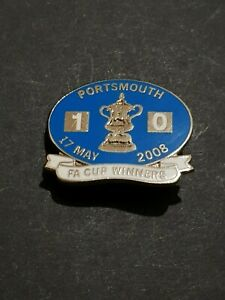 Portsmouth fa cup winners badge