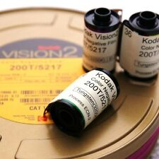 35mm-Kodak Vision2 200T/5217 motion picture color negative film (*5 rolls)