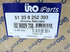 URO Parts Window Regulator 51338252393A Used? In Correct Box 97-03 BMW 540i