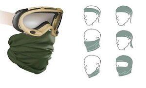 Condor Multi Wrap Tactical Face Wrap OD Olive Drab 212-001