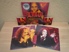 Ronnie James Dio Live in London 2 LP + 2 CD NEU & OVP limited numbered 180gr FOC