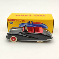 DeAgostini 1:43 Dinky Toys 106 Austin Atlantic Convertible Black Diecast Models