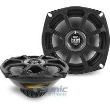 "Kicker PS5250 100W RMS 5.25"" PowerSports Coaxial Motorcycle/ATV/Marine Speakers"