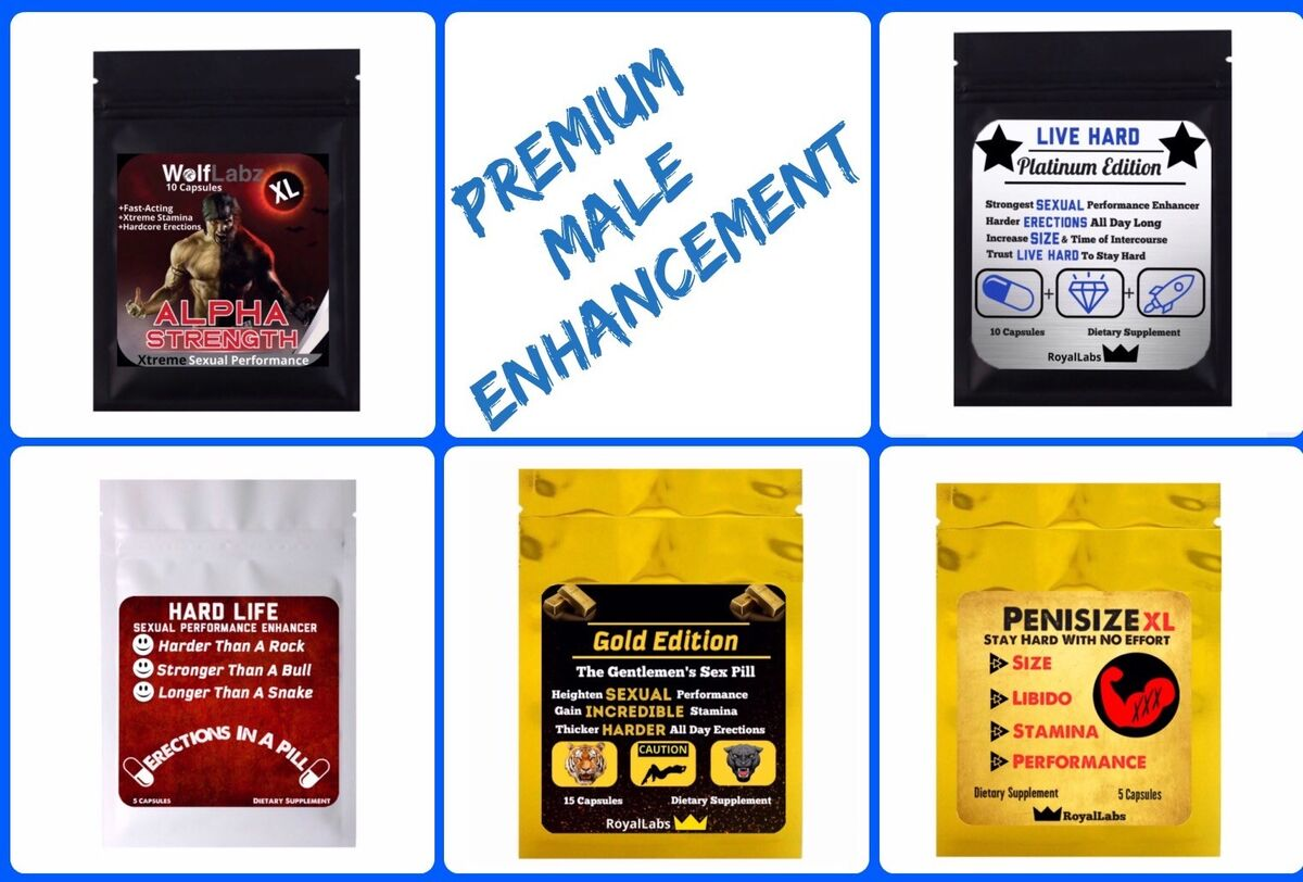 Premium Male Enhancement!!