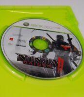 Mint Disc Xbox 360 Disc Only Ninja Gaiden 2 Free Postage Works On Xbox One
