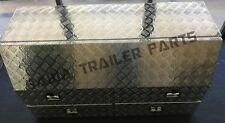 1430MM ALUMINIUM TOOL BOX! TRAILER PARTS