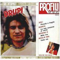 "Drupi - Profilo (ITA 1982 Profili Musicali SRIC 019) LP 12""."