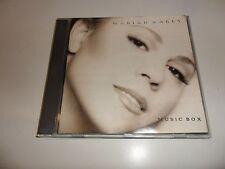 Cd  Music Box von Mariah Carey (1992)