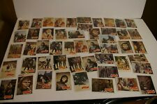 Vintage Planet of the Apes Trading Cards. Set of 96