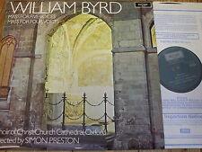 ZRG 858 Byrd Masses in Four & Five Parts / Preston / Christ Church