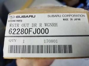 Genuine Subaru 62280FJ000 Passenger Rear Window Belt Molding Impreza XV