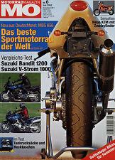 mo 6/02 2002 BMW R 1150 GS Adventure MBS 656 Ducati 900 SS Bimota Tesi Buell S1W