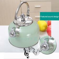 2.5L Water Kettle Stovetop Teapot Stainless Steel Whistling Tea Kettle Teakettle
