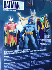 DC Direct Batman and Son Full Set Robin Damien Joker Ninja Manbat NEW