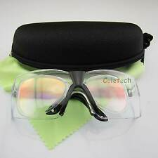 10x Pro Safety Glasses Goggles for 808nm 810nm 850nm IR Infraredd laser DB