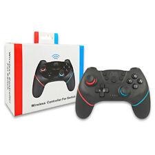 Para Nintendo Interruptor Pro Controlador Bluetooth Inalámbrico - Azul & Rojo