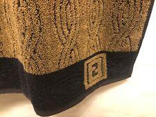 """Authentic Fendi Cable Beach Bath Towel 28"""" x 51"""""""
