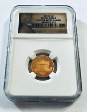 2010 S 1C UNION SHIELD NGC PF69 RD ULTRA CAMEO ::: Beauty Coin
