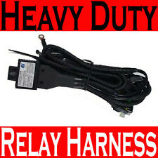 H13 9008 Relay Wiring Harness Wire Upgrade For Bi-Xenon Hi/Lo HID Conversion Kit