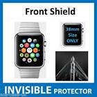 Apple Watch iWatch 38mm SIZE Invisible Front Screen Protector Military Shield