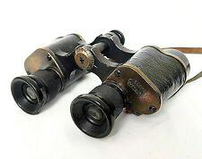Leitz Wetzlar Dienstglas U.F 6 x 24 German WW2 Military Binoculars, UK Dealer