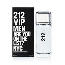 212 VIP MEN by Carolina Herrera 6.7 oz / 6.8 oz / 200 ml EDT SPRAY MEN NIB SEAL