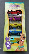 Racing Champions Scooby Doo 5 Pack Car Set Die-Cast NEW OLD STOCK IN BOX