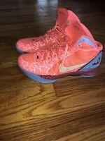 Nike Zoom Hyperdunk 2011 BG Size 11.5 Blake Griffin Galaxy All Star Bright Mango
